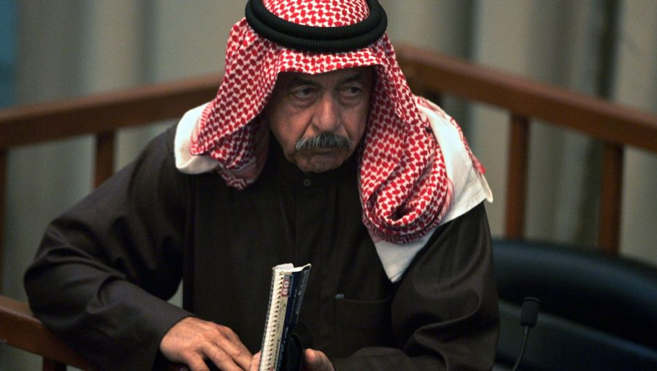 """Hinrichtung von """"Chemie-Ali"""" im Irak: Giftgasmörder am Galgen"""