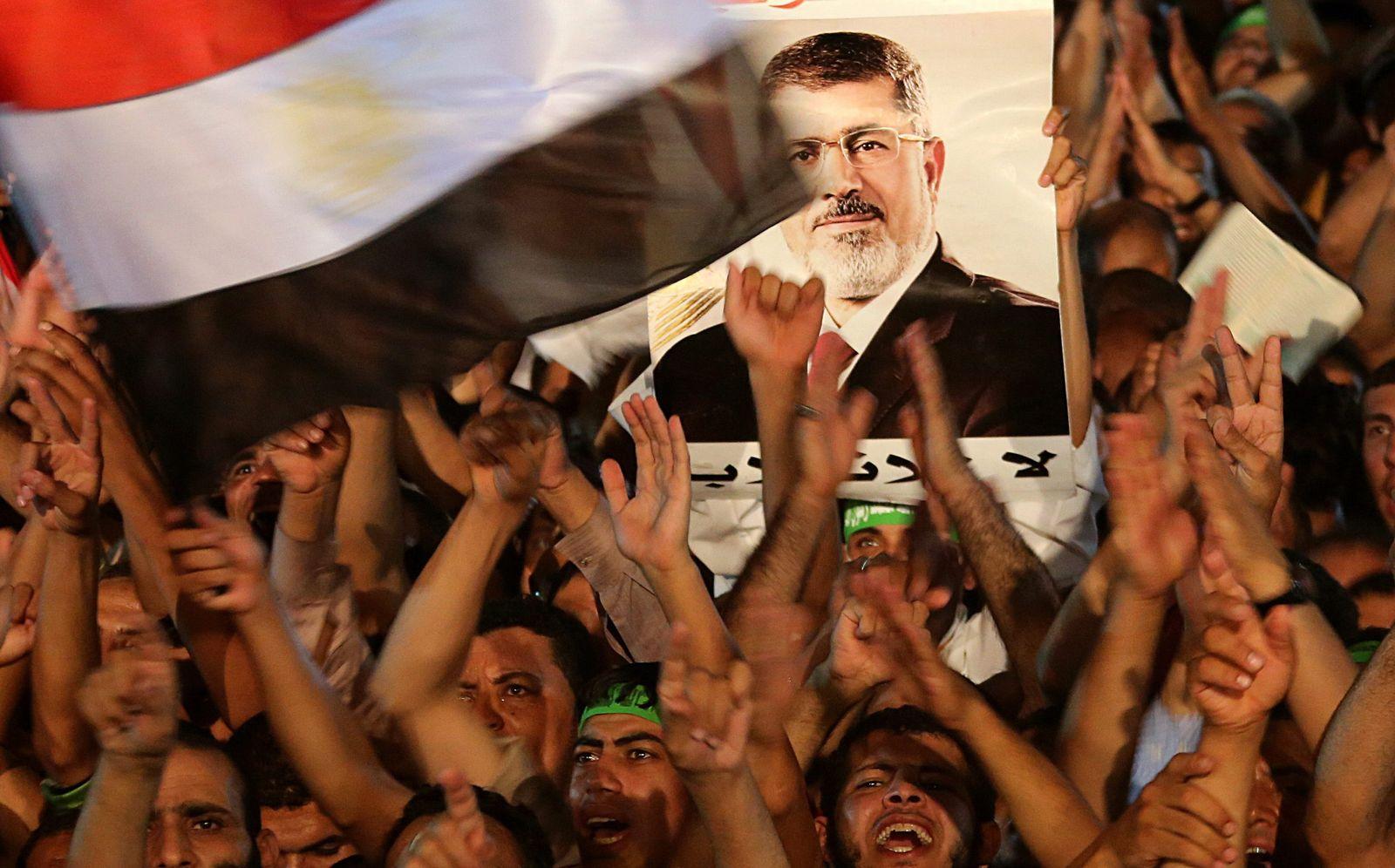 Muslimbrüder Mursi