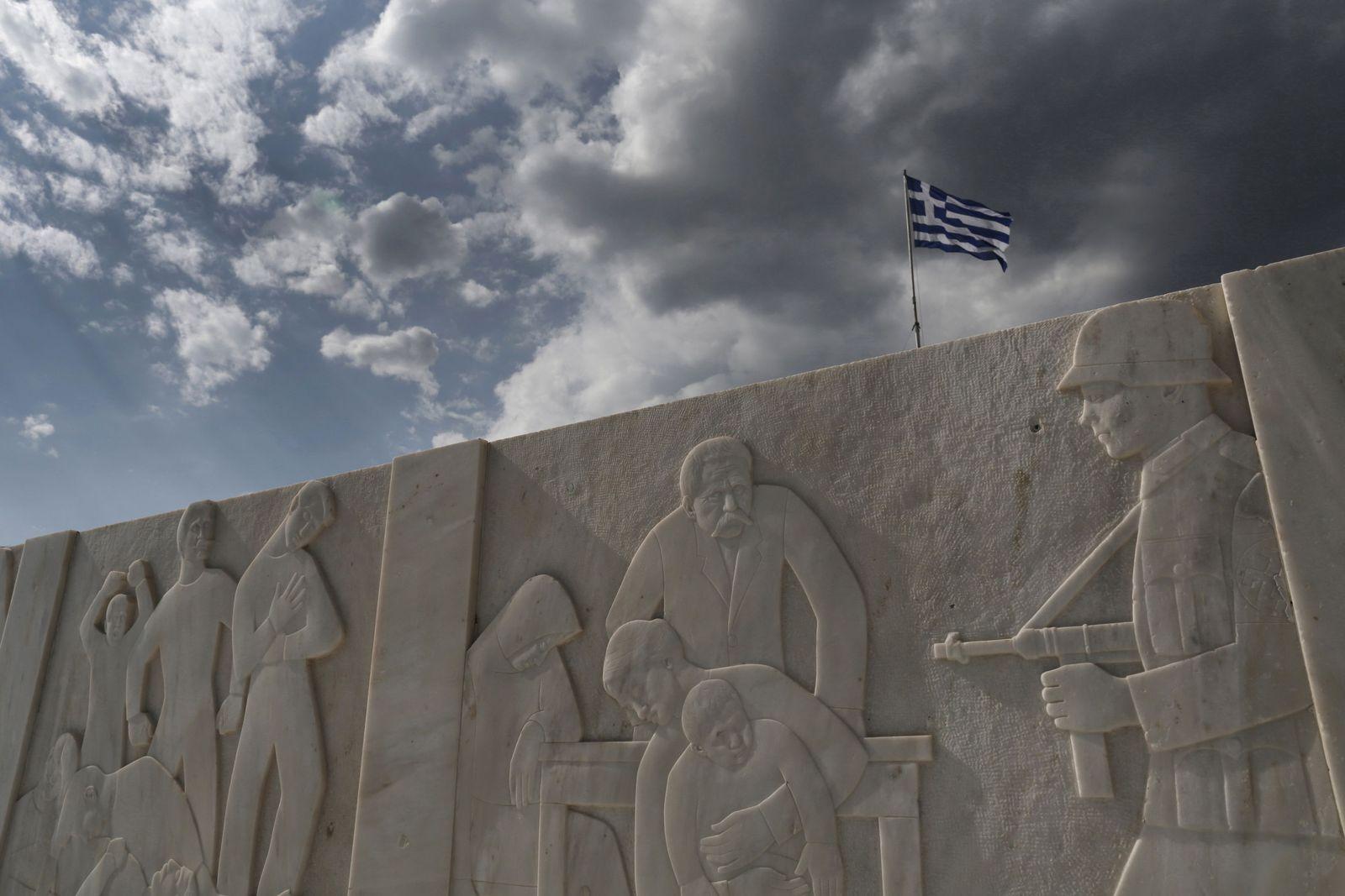 Griechenland / Reparationszahlungen