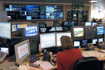 Newsroom von Reuters in London: Weniger schmeichelhaftes Ergebnis für die Nachrichtenagentur