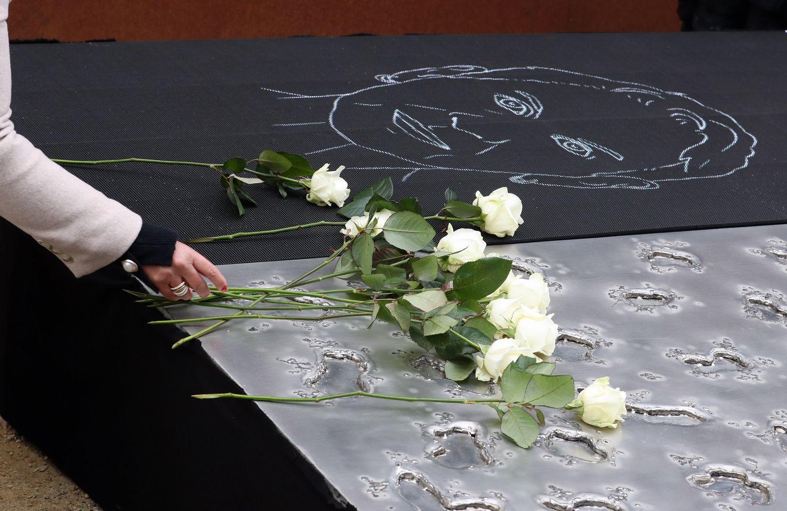Gedenken an die Terroranschläge in Brüssel vor fünf Jahren