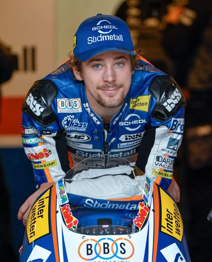 Fünf Saisonrennen fuhr Öttl bisher in diesem Jahr, ihm droht das Aus in der Moto2-Klasse