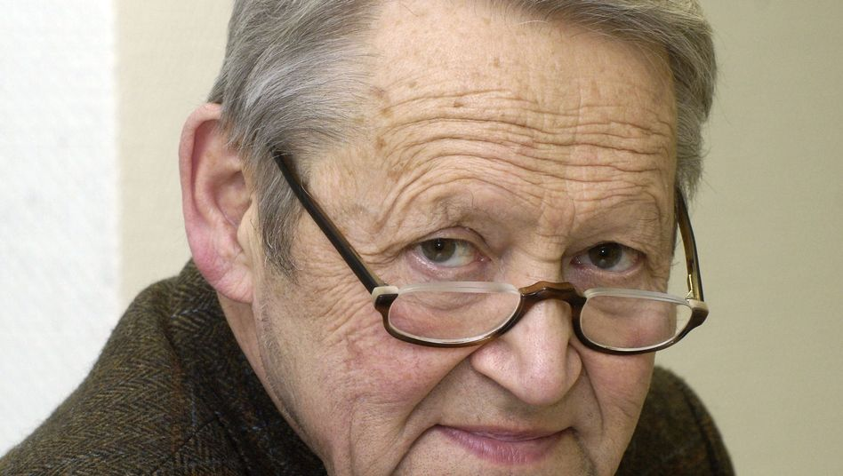 Ex-SED-Funktionär Schabowski: Bonze par exellence