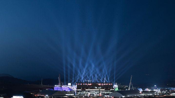 Olympia in Südkorea: Die Bilder der Eröffnungsfeier
