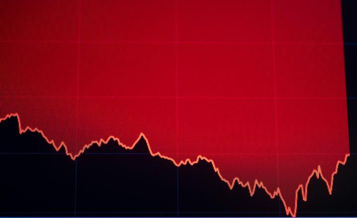 Für die Wall Street war es der schlechteste Tag des Jahres