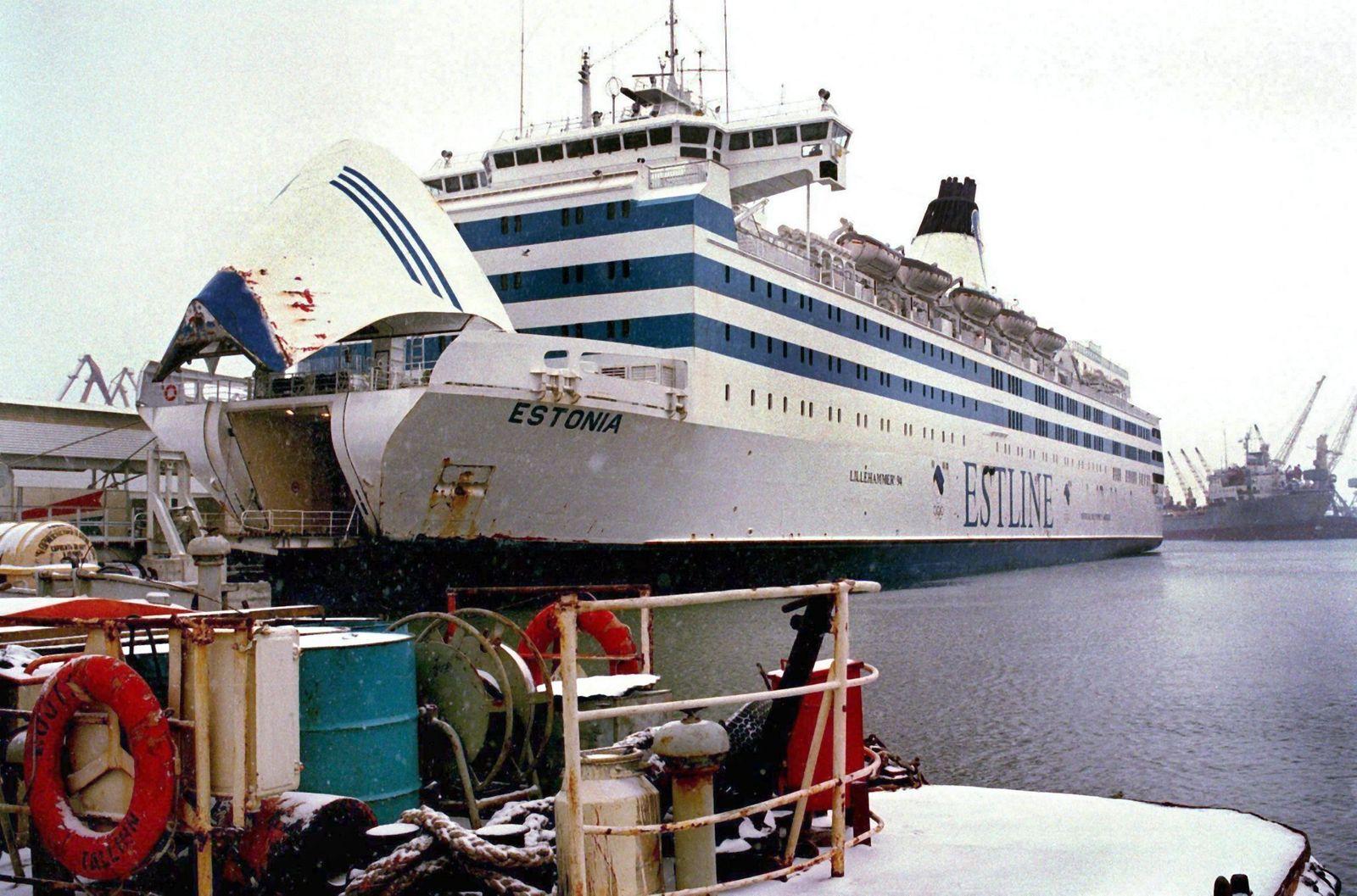 «Estonia»-Untergang: Neue Untersuchung angeordnet