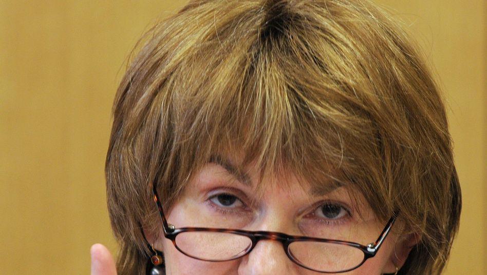 """BAG-Präsidentin Schmidt: """"Es gibt keine Bagatellen"""""""