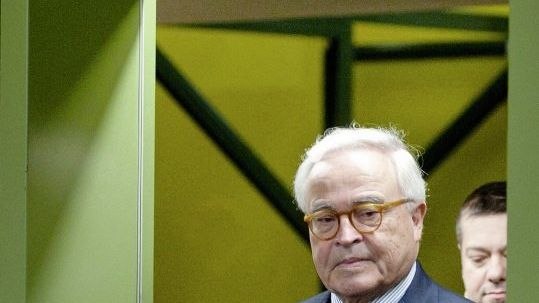 Ex-Deutsche-Bank-Chef Breuer: Unglückliche Äußerung