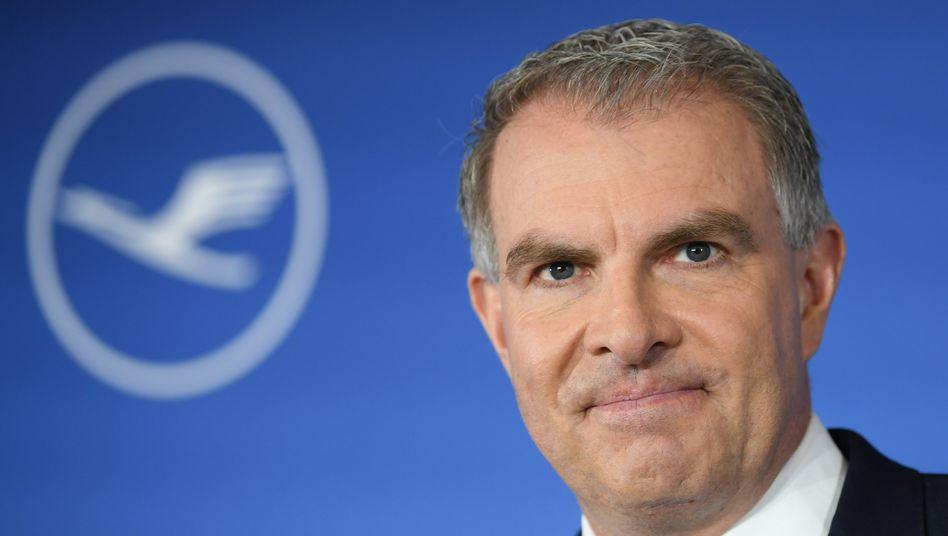 Lufthansa-Chef Spohr: Zentrale Frage für die Zukunft des Unternehmens
