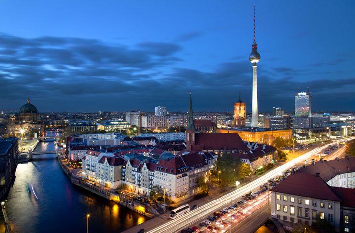 Läuft: Berlin.