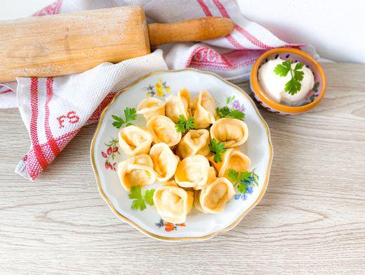 """Verena Lugerts Pelmeni: """"Ich weiß nicht, wann mir jemals ein Essen wieder so unglaublich gut geschmeckt hat"""""""