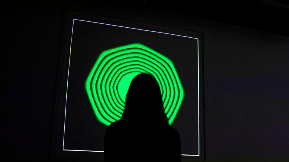 Die Animation »Quantum« gilt als erstes NFT-Kunstwerk