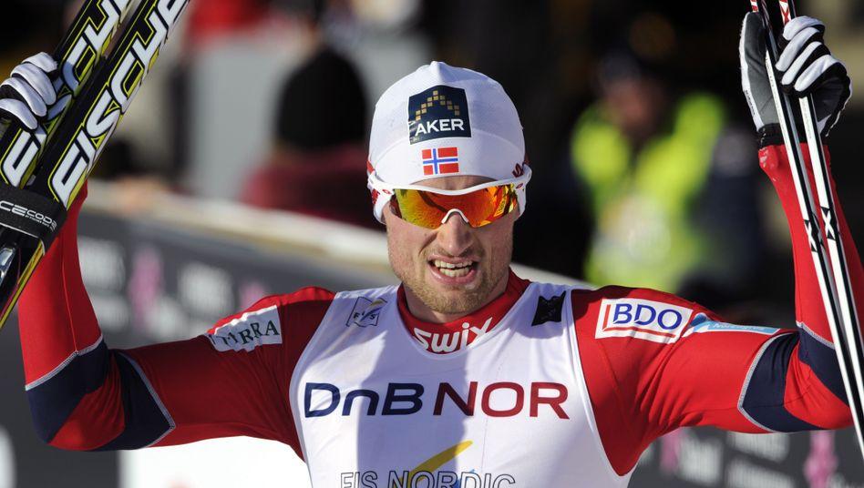 Ski-Langläufer Northug: Dritter Titel in Norwegen