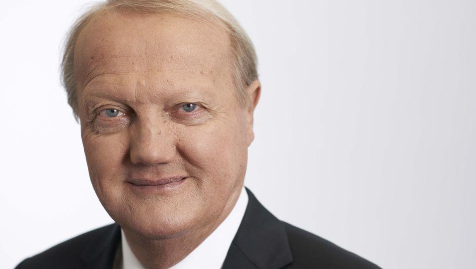 Nur noch in der zweiten Management-Reihe: Ex-Weleda-Vorstandschef Patrick Sirdey