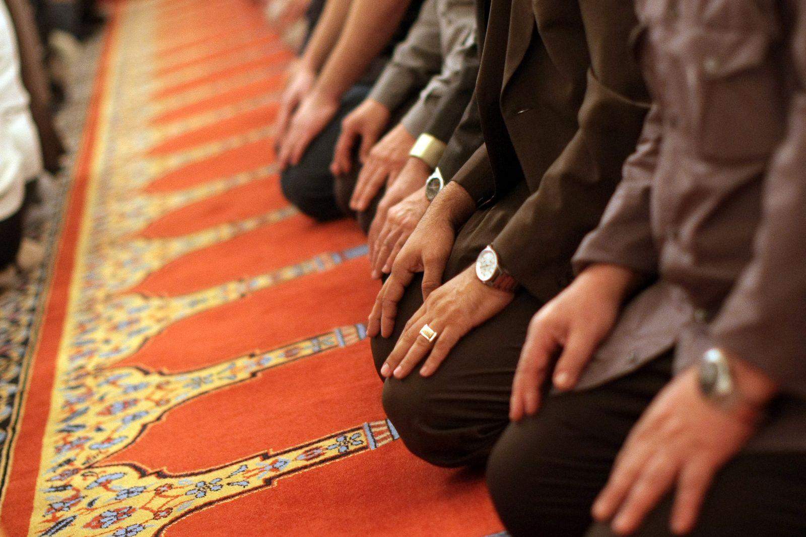 Gebet / Moschee XXL