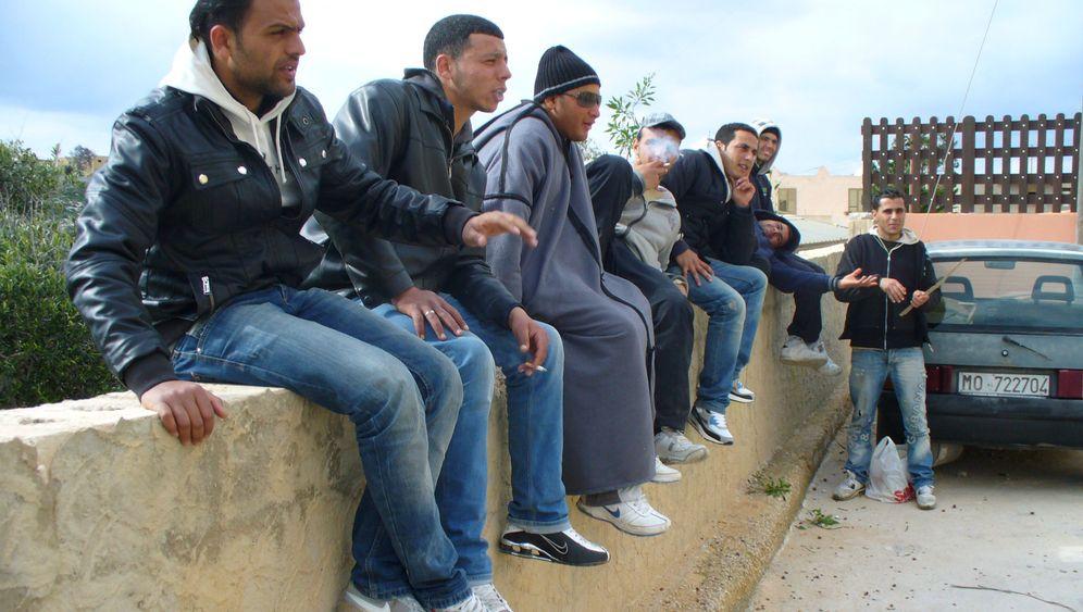 """Flüchtlingsdrama auf Lampedusa: """"Es gibt ein Boot, lass uns fahren"""""""