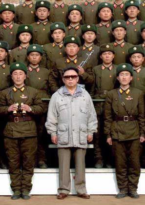 Nordkoreas Staatschef Kim Jong Il: Atomtest wurde weltweit verurteilt
