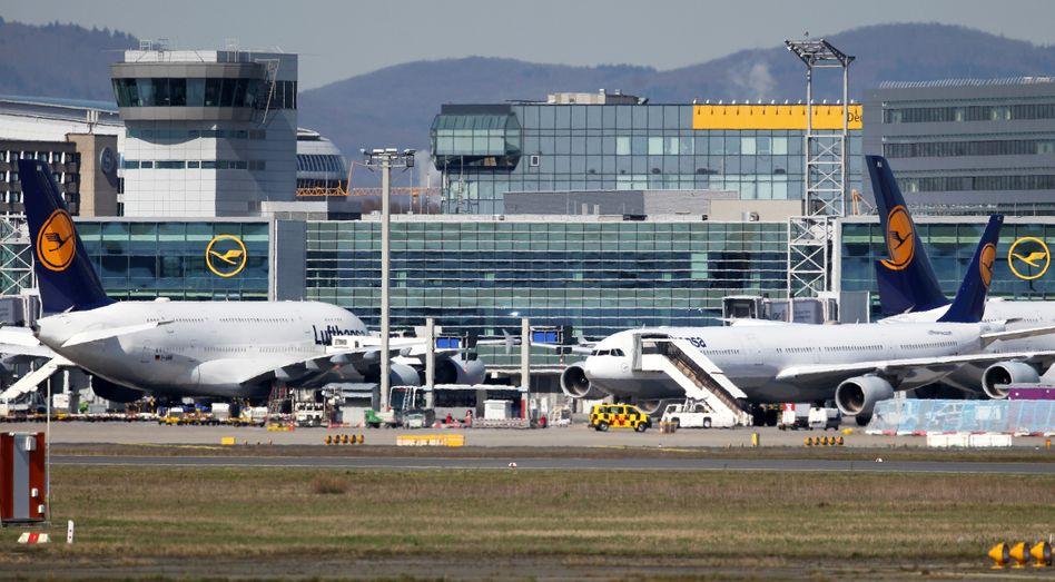 Mehr am Boden als in der Luft: Die Lufthansa leidet unter der Coronakrise und benötigt dringend Hilfe