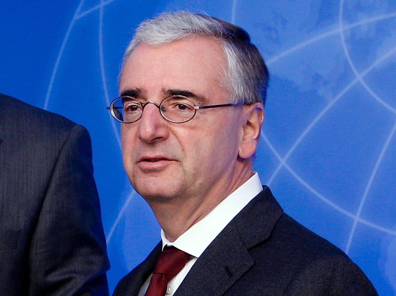 File photo of Allianz CFO Achleitner