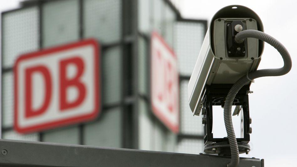 Die Tat wurde über die Videoüberwachungsanlage des Dortmunder Hauptbahnhofes gefilmt (Symbolbild)