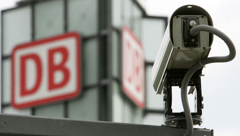 Zukünftig soll die Videoüberwachung an Bahnhöfen noch weiter ausgebaut werden
