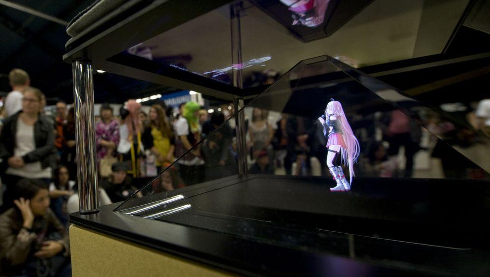 Hatsune Miku: Star aus dem Computer