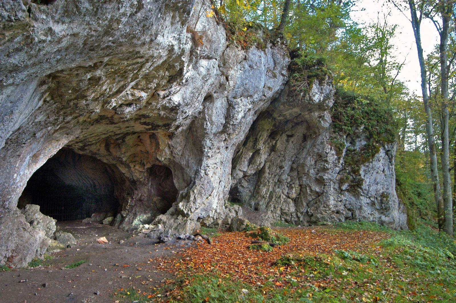 SPERRFRIST, 4. JULI 17.00 UHR EINMALIGE VERWENDUNG Neandertaler / Schwäbische Alb