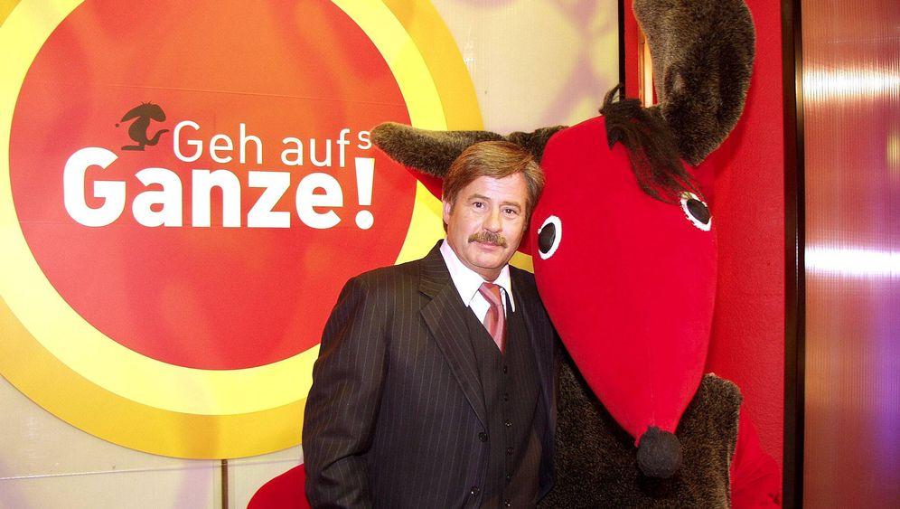 "Jörg Draeger: ""Der Zonk war der Star der Show"""