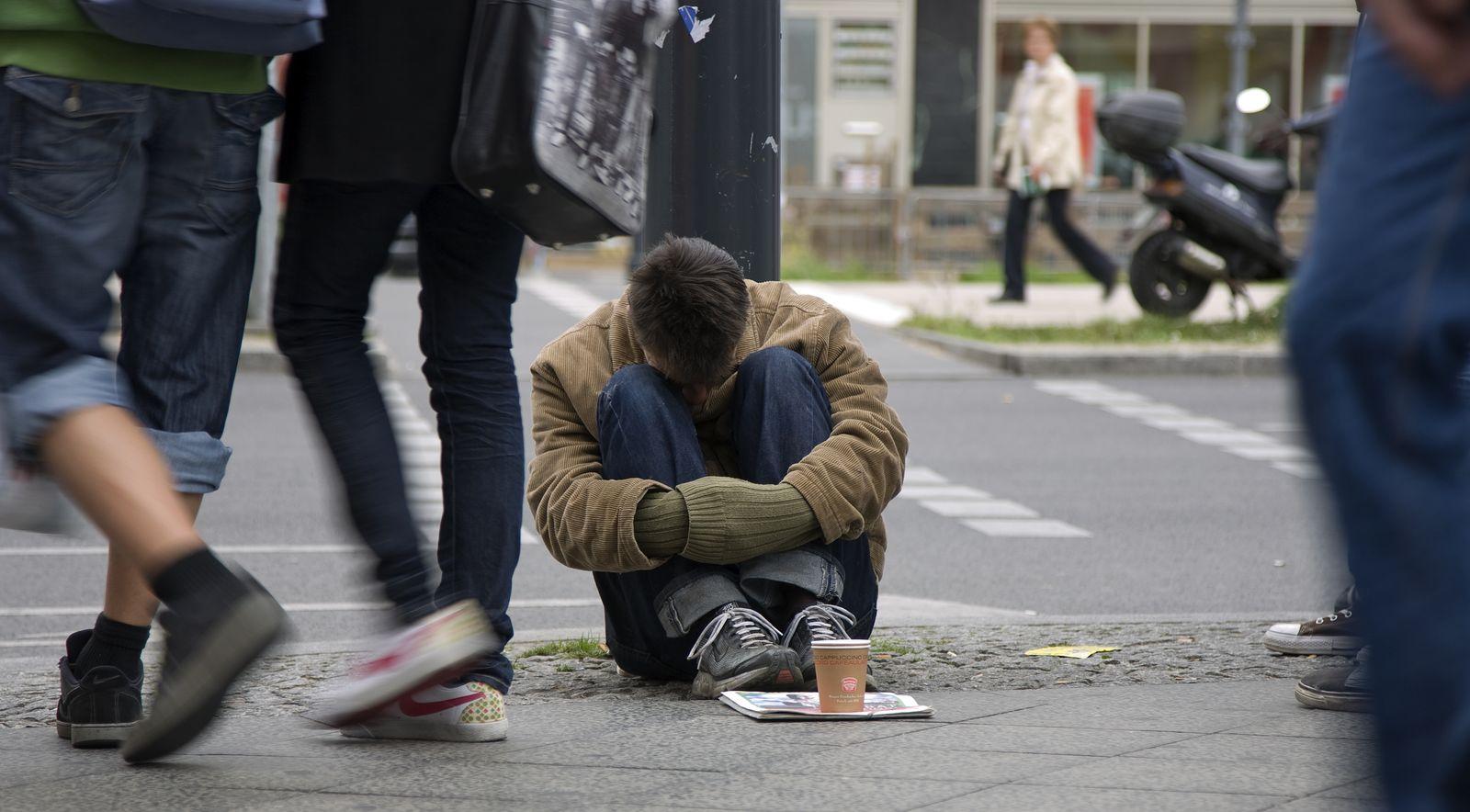 Deutschland / Armut