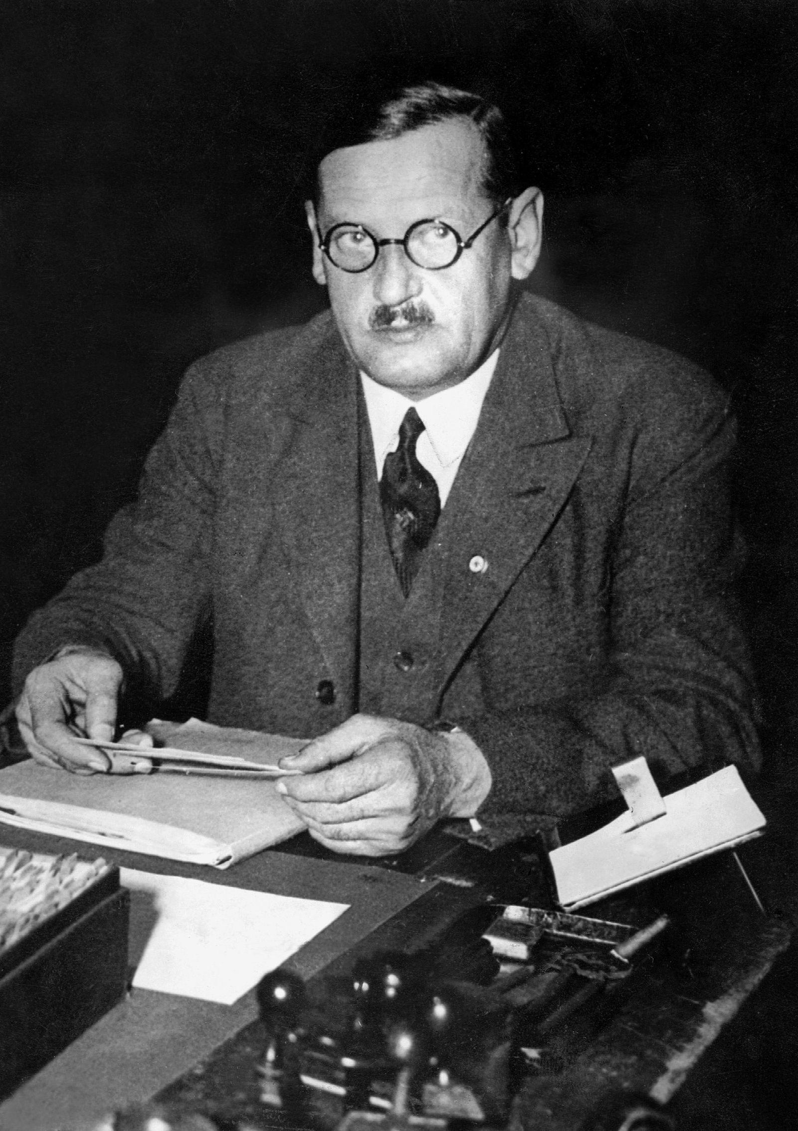 Anton Drexler, 1920