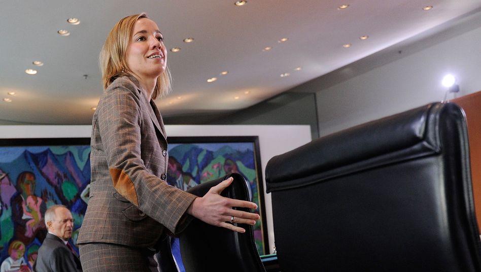 Bundesfamilienministerin Kristina Schröder: Schlachten, die längst gewonnen sind