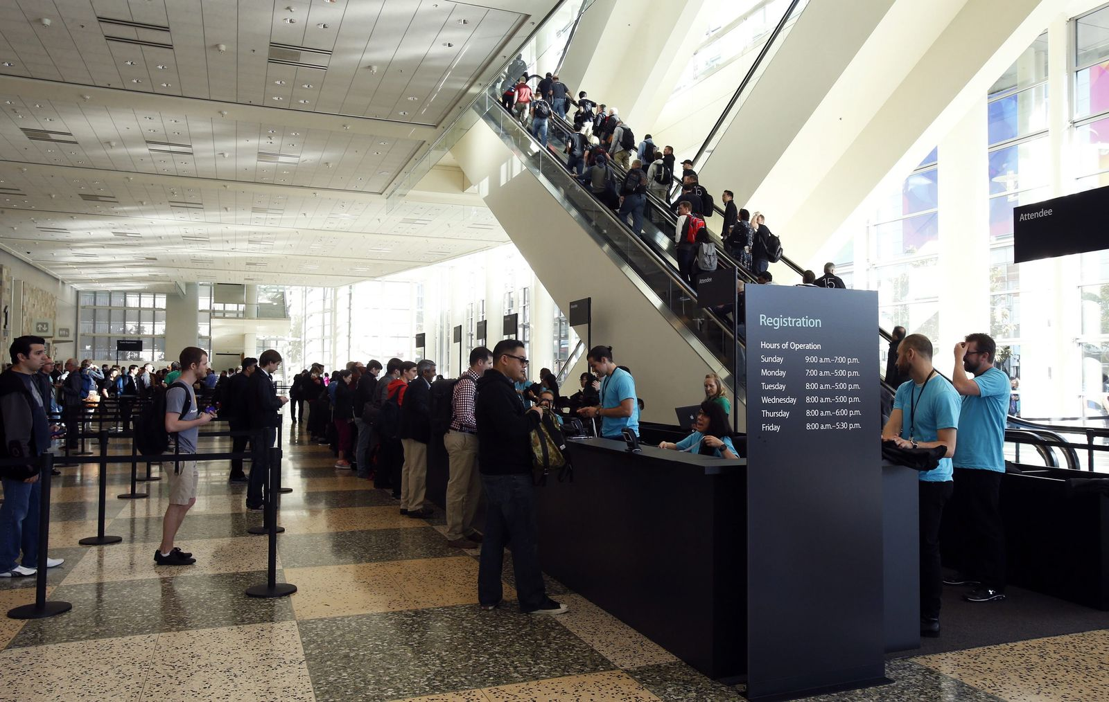 Apple world wide developers conference 2015
