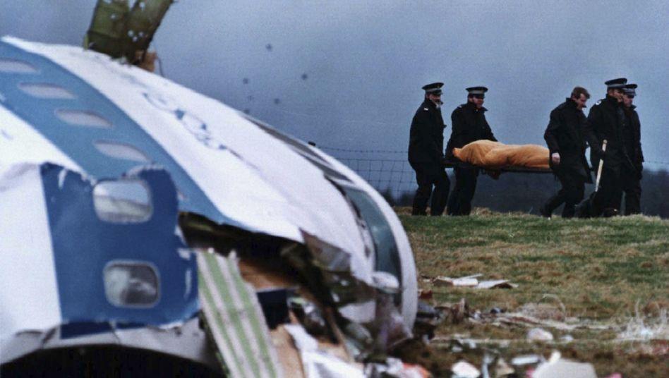 Lockerbie-Anschlag 1988