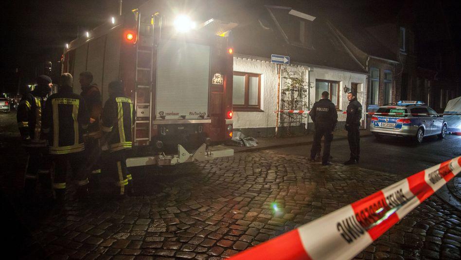 Tatort in Husum: Polizist erschießt mutmaßlichen Messerstecher