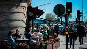 Schwedens Regierung droht mit Schließung von Restaurants