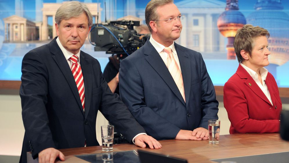 Wahl in Berlin: Piraten drin, FDP raus