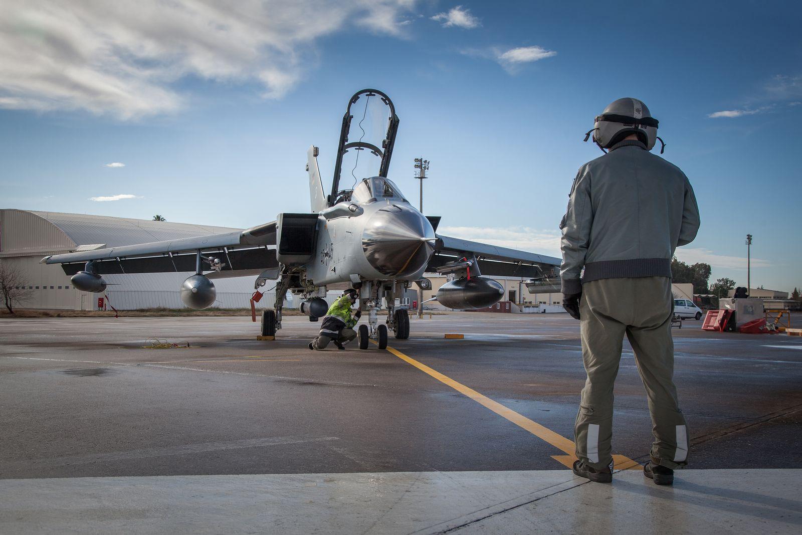 Syrien / Einsatz / Türkei / Incirlik / Tornado / DAESH