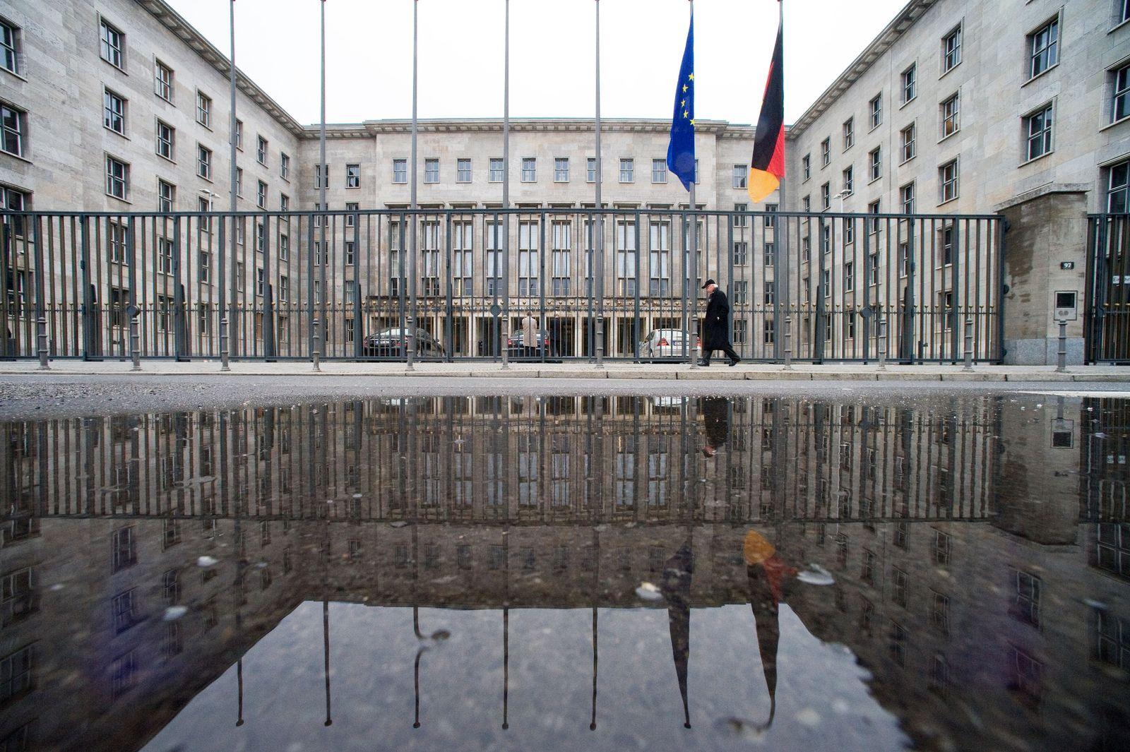 Finanzministerium /Bundesministerium der Finanzen