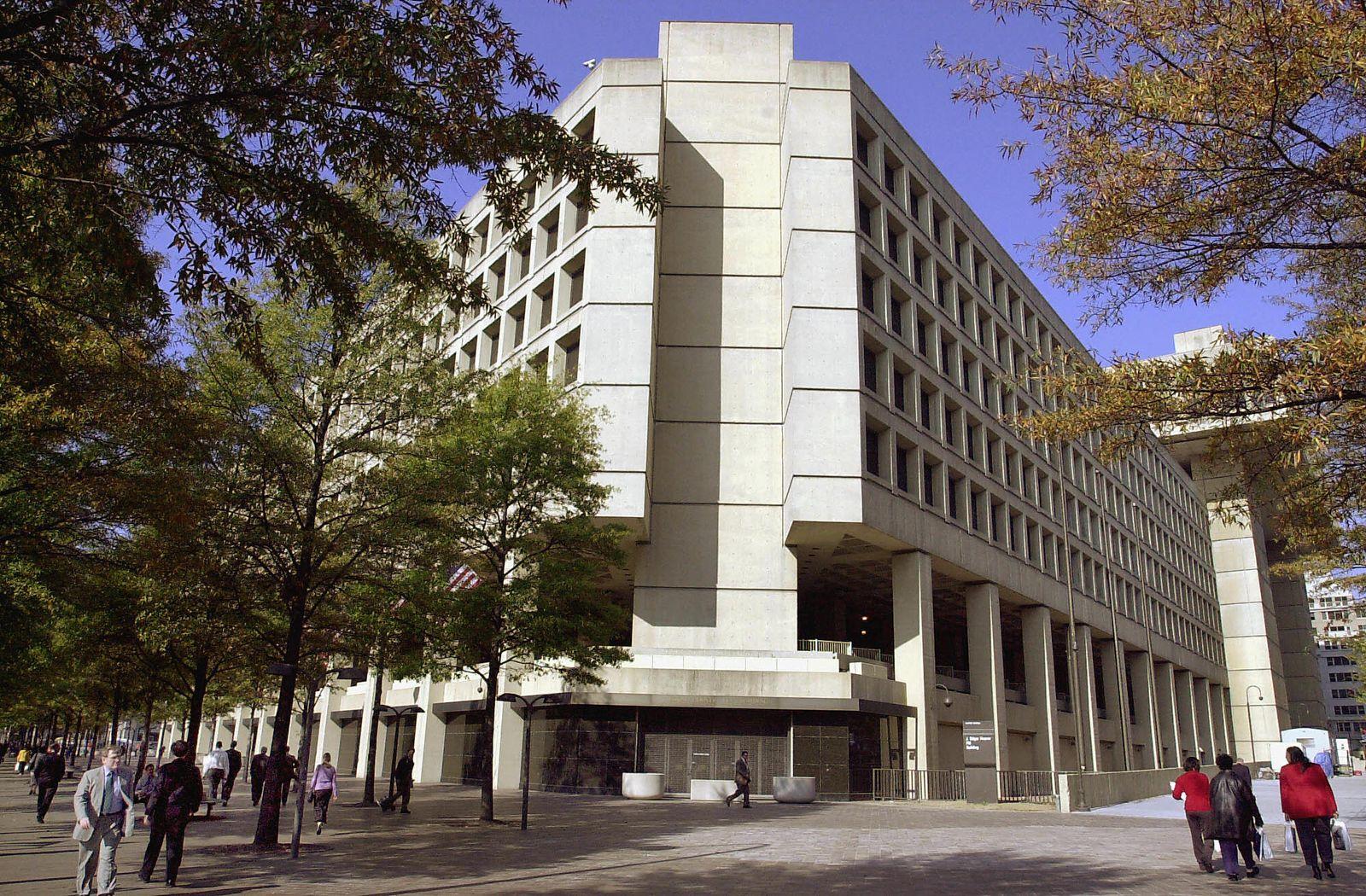 FBI-Gebäude Washington