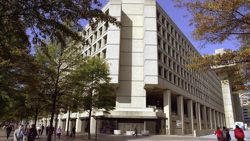 FBI-Zentrale in Washington: Grenzen der Gesetze überschritten