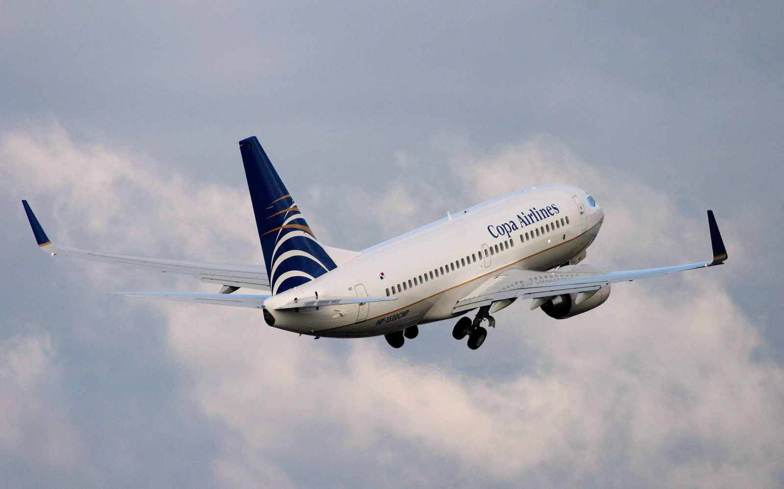 COPA AIRLINES BOEING