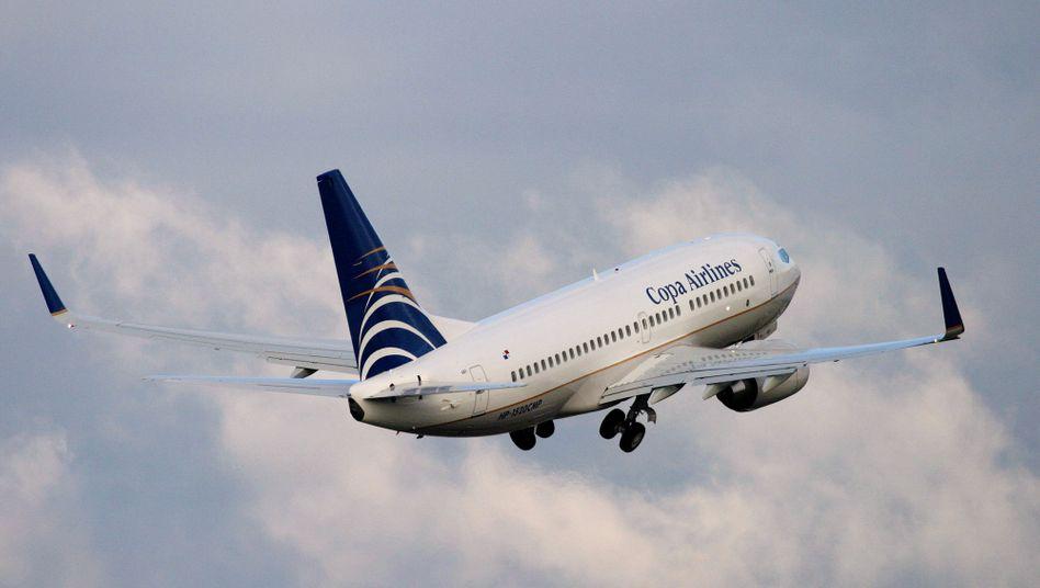 Seit Jahren Streitthema – die staatlichen Subventionen für die Flugzeugbauer Airbus und Boeing. Im Bild: eine Boeing 737-700