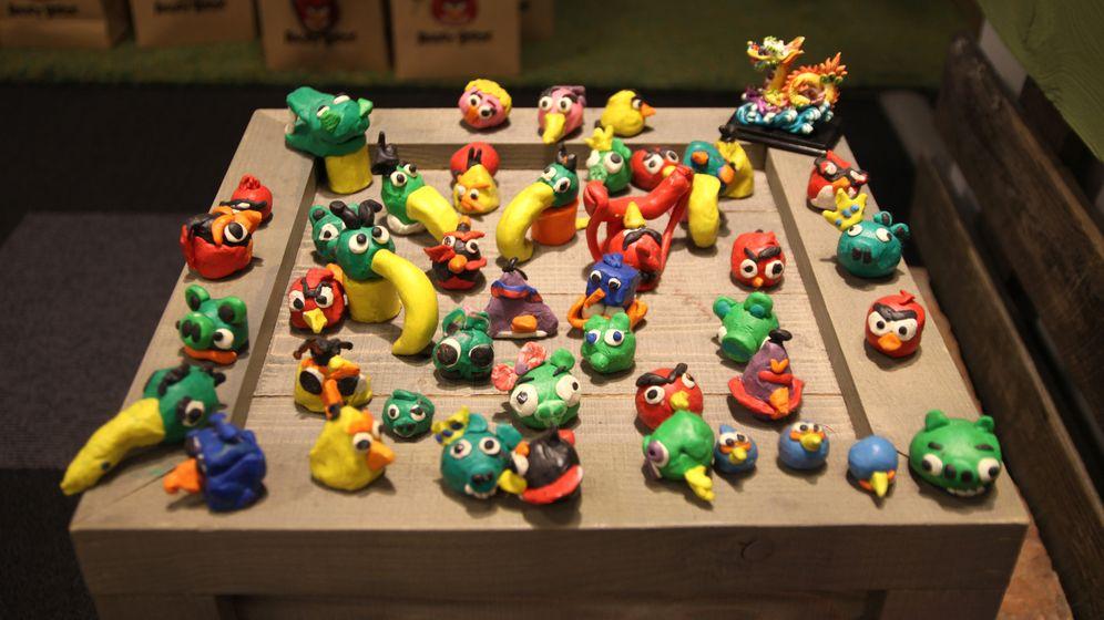 """Angry Birds"": Vom Mobile-Game zur Medienmarke"