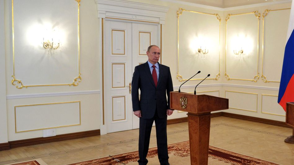 The government of Russian President Vladimir Putin is taking a tough stance on foreign-financed NGOs.