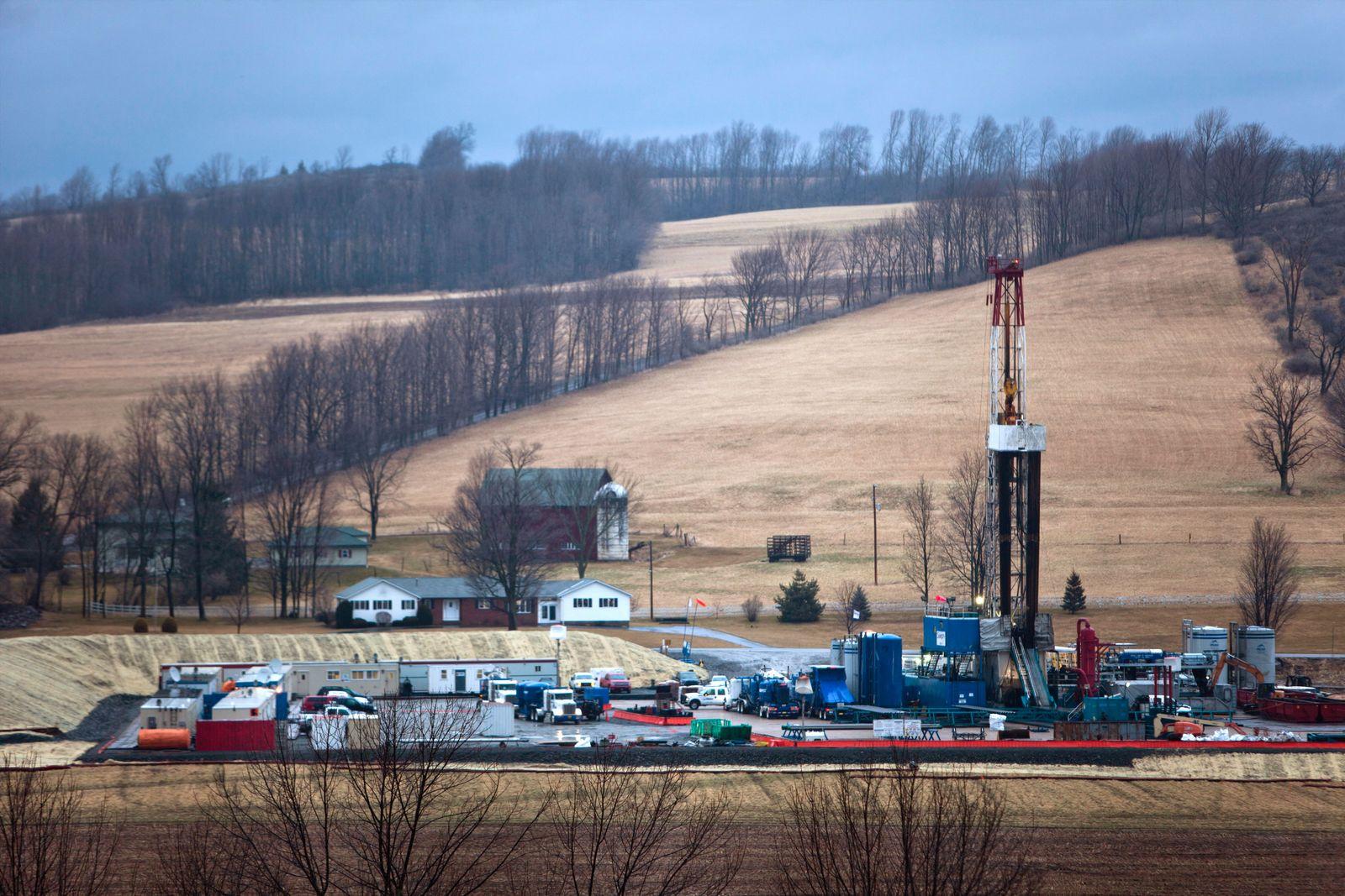 öl saudis fracking usa
