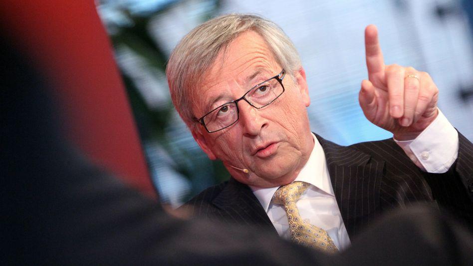 """Vorsitzender der Euro-Gruppe Juncker: Neuwahlen sind """"letzte Chance"""" für die Griechen"""