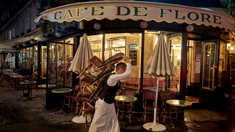Literatentreffpunkt Café de Flore