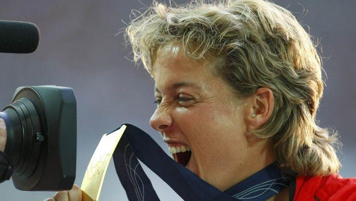 Sportler des Jahres: Wettstrahlen des Gold-Trios