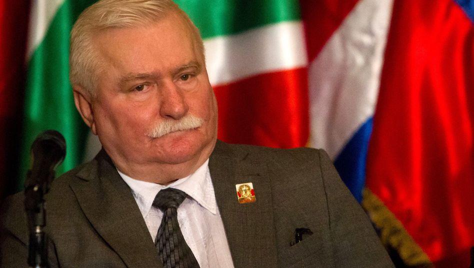 """Nobelpreisträger Walesa: """"Ich habe kein Geld angenommen"""""""