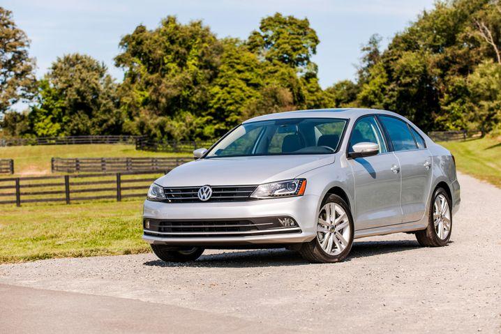 US-Modell des VW Jetta: Stickoxid-Ausstoß lag beim bis zu 35-Fachen über dem Grenzwert